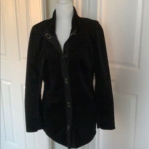 Black CAbi jacket - medium